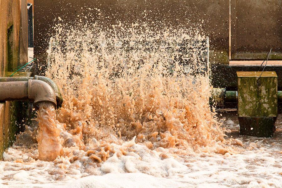 Сточные воды, очистка сточных вод